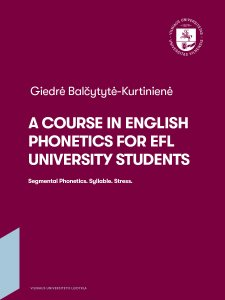 A Course in English Phonetics for EFL University Students