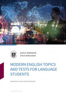 Modern English topics and tests for language students