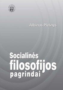 Socialinės filosofijos pagrindai