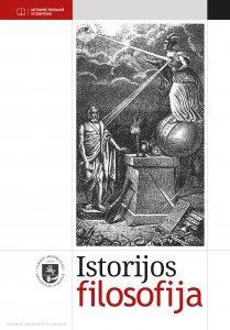 Istorijos filosofija: metodinė priemonė studentams