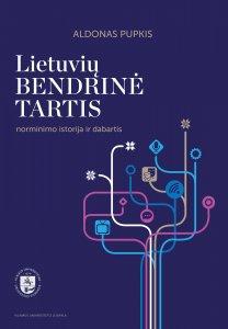 Lietuvių bendrinė tartis: norminimo istorija ir dabartis